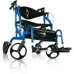 Mode fauteuil de transport